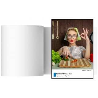 Fomei Inkjet papir 12,7 x 61 m Glossy